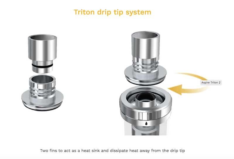 Aspire Triton 2 SubOhm Tank