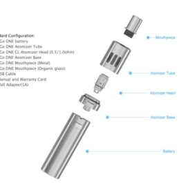 Joyetech Ego One Standard 1100 Kit