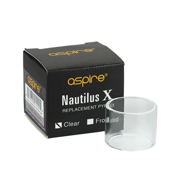 Aspire Nautilus X Replacement Glass Australia
