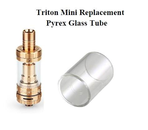 Aspire Triton Mini Replacement Glass