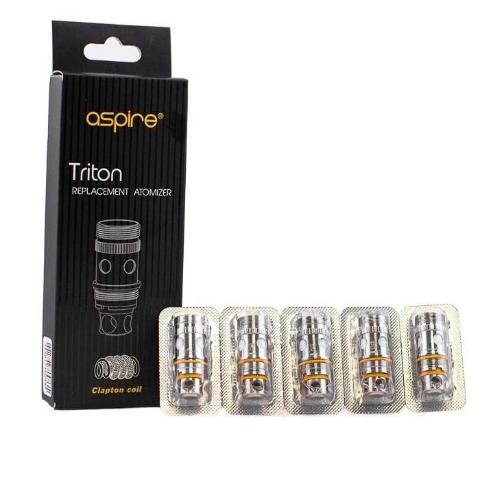 Aspire Triton Coil 0.5 0.4 0.3 1.8