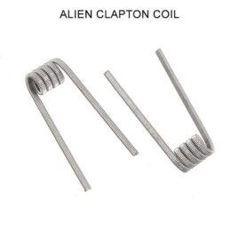 Demon Killer 8 in 1 Prebuilt Coil Kit 48 pcs Alien Clapton Australia