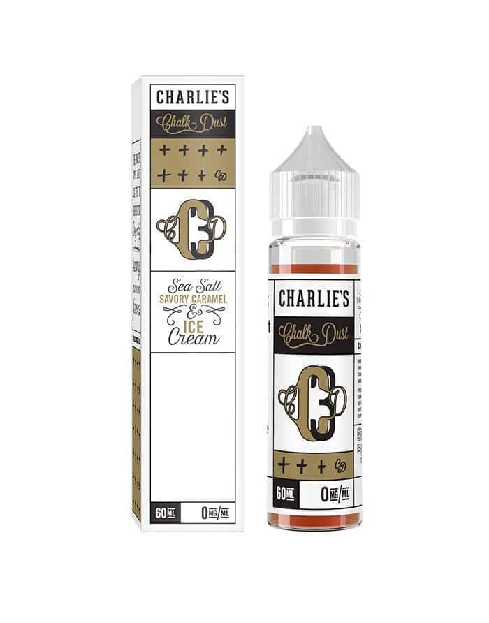 CCD3 Sea Salt and Caramel Ice Cream Charlie's Chalk Dust 60ml Australia