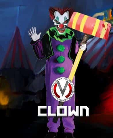 Vape Monster AVS Clown
