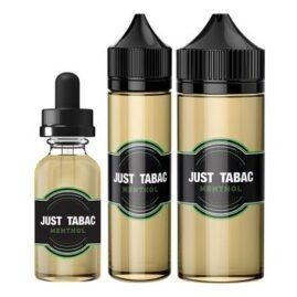 Just Tabac Ejuice Australia AVS Menthol