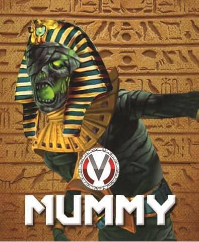 Vape Monster AVS Mummy