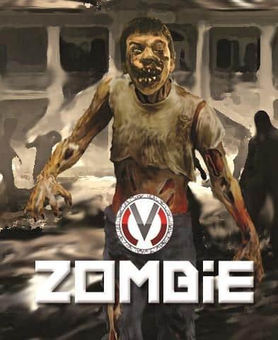 Vape Monster AVS Zombie