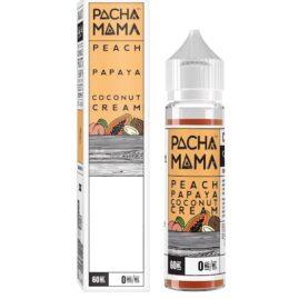 Peach Papaya Coconut Cream Pachamama Australia AVS