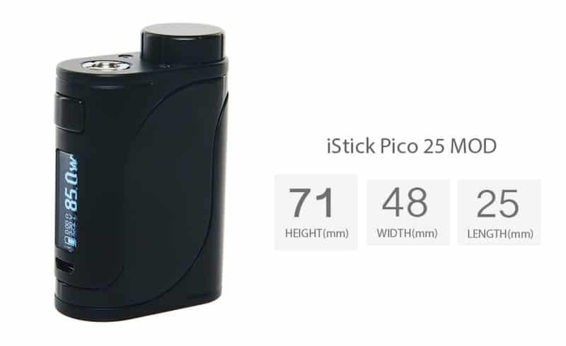 Eleaf Pico 25 Mod Australia AVS