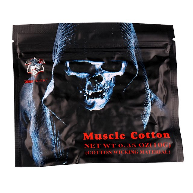 Demon Killer Muscle Cotton Organic Cotton Fiber 10gm Australia AVS