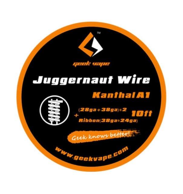 Geekvape Juggernaut Wire Kanthal A1 DIY Australia AVS