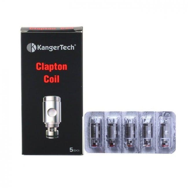 Kangertech SSOCC Clapton Coils Australia AVS