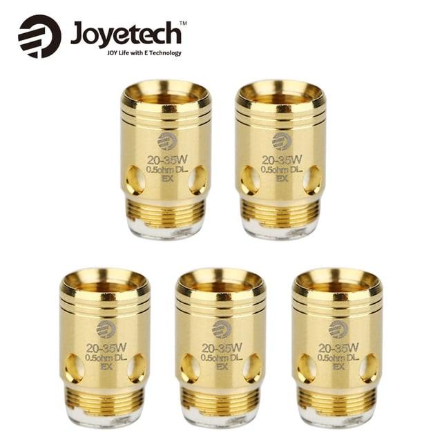 Joyetech Ex Exceed Coils 5 Pack Australia AVS