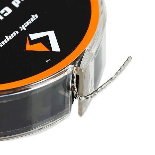 Geekvape Twisted Clapton KA Wire DIY Australia AVS