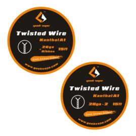 Geekvape Kanthal A1 DIY Twisted Wires 5M Australia AVS