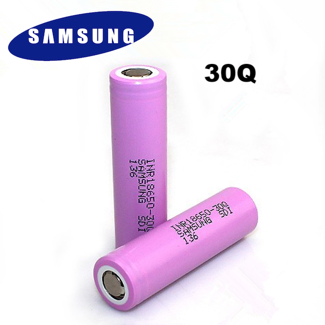 Samsung 30Q High Drain 18650 Battery Australia AVS