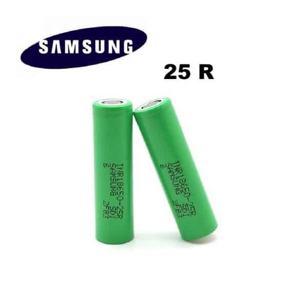 Samsung 25R 18650 2500mAh 20A Battery Australia AVS