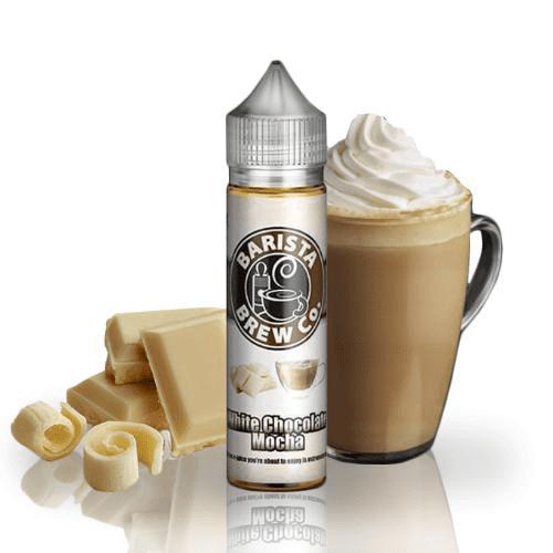 Barista Brew Co White Chocolate Mocha Australia AVS