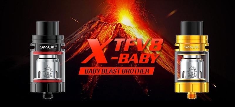 Smok TFV8 Baby X Tank Australia AVS