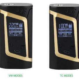 SMOK Alien 220W TC Box Mod Australia AVS