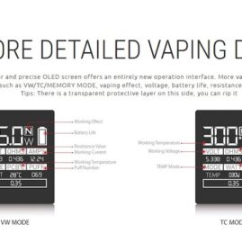 Smok AL85 Alien Mini 85W Mod Australia AVS