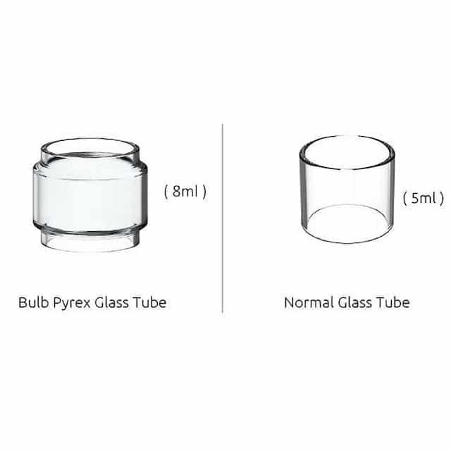 Smok TFV12 Prince Replacement Glass Australia AVS