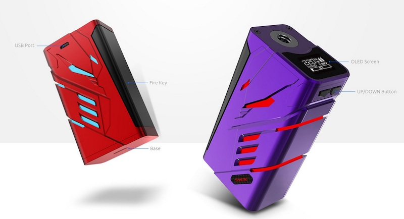 SMOK T-PRIV 220W TC Box Mod Australia AVS