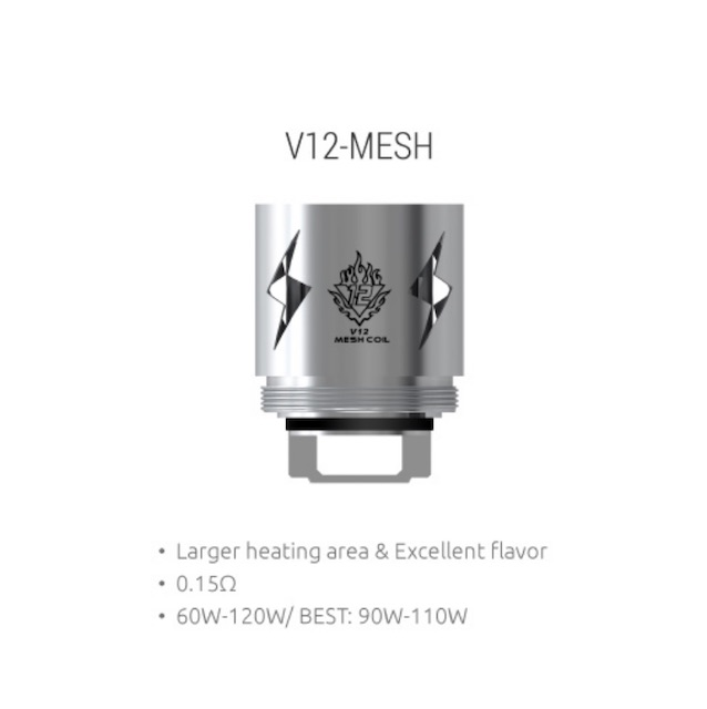 Smok TFV12 Cloud Beast King Mesh Coils Australia AVS