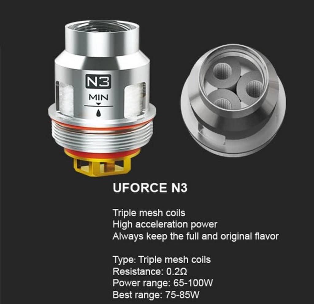 VOOPOO UFORCE Replacement Coils Australia AVS