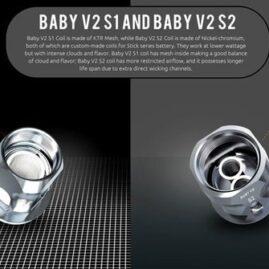 Smok TFV8 Baby V2 Coils Australia AVS