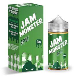 Jam Monster Apple Ejuice 100ml Australia AVS