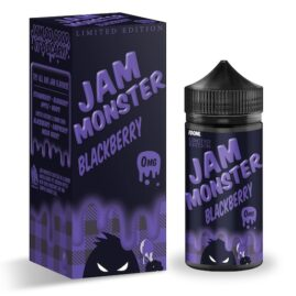 Jam Monster Blackberry Ejuice 100ml Australia AVS
