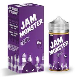 Jam Monster Grape Ejuice 100ml Australia AVS