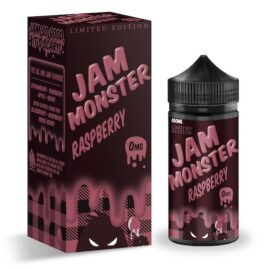 Jam Monster Raspberry Ejuice 100ml Australia AVS