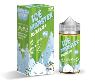Ice Monster Melon Colada Australia AVS