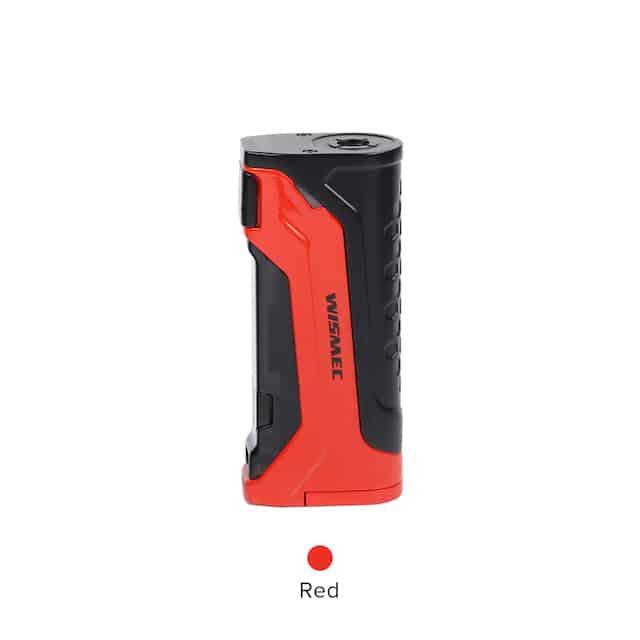 Wismec CB-80 80W Box Mod Australia AVS Red