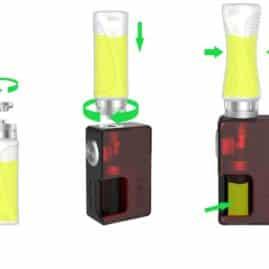 Vandy Vape 30ml Squonk Bottle Australia AVS