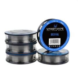 Vandy Vape SS 316L DIY Wire Australia AVS