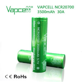 Vapcell 20700 3500mAh Battery Australia AVS