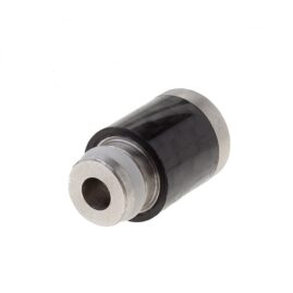 Stainless Steel and Carbon Fiber 510 Drip Tip Australia AVS