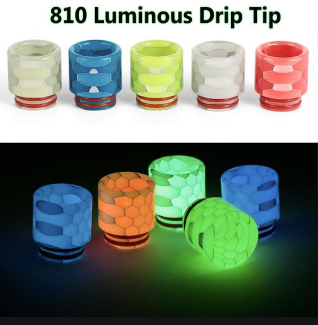 810 Luminous Snake Drip Tip Smok TFV12 Australia AVS