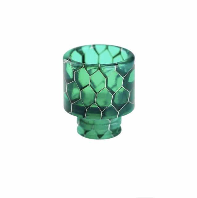 Blitz Snake Skin Resin 510 Drip Tip Australia AVS Green