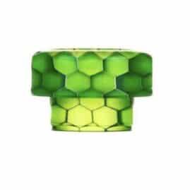 Blitz Snake Skin 810 Short Resin Drip Tip Light Green
