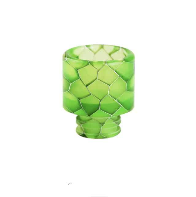 Blitz Snake Skin Resin 510 Drip Tip Australia AVS Lime Green