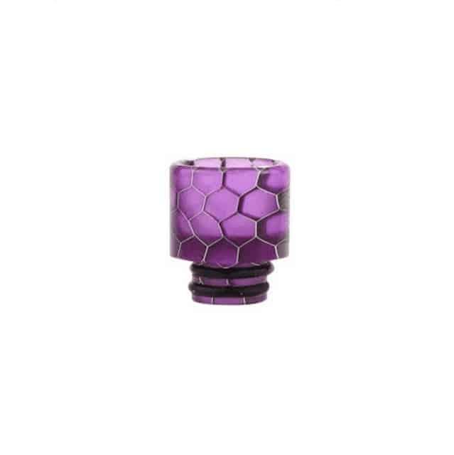 Blitz Snake Skin Resin 510 Drip Tip Australia AVS Purple