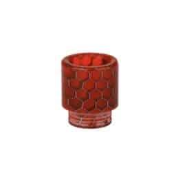 Blitz Snake Skin Resin 510 Drip Tip Australia AVS Red