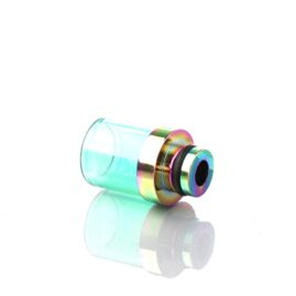 Glass and Stainless Steel 510 Drip tip Australia AVS