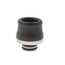 Teflon + Stainless Steel 510 Drip Tip Black Australia AVS