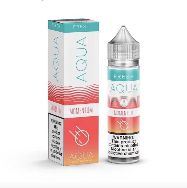 Marina Vapes Aqua Sweets Ejuice 60ml Momentum Mango Australia AVS