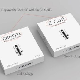 Innokin Z Coil Zenith Replacement Coils Australia AVS